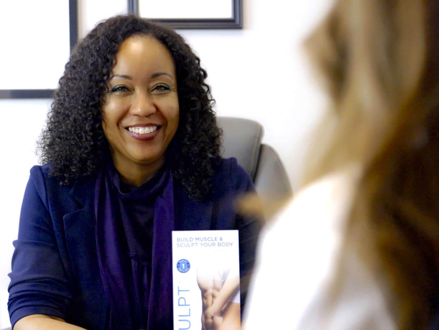 Dr. Kenya Lee at PureLee Redefined Colorado Springs Medical Spa